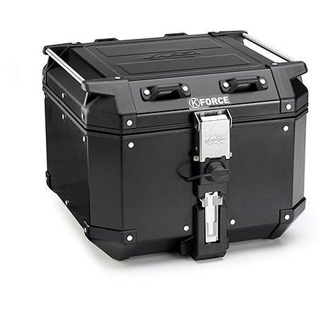 KAPPA Rear Aluminium Case Monokey KFR420B - Motorcycle Case