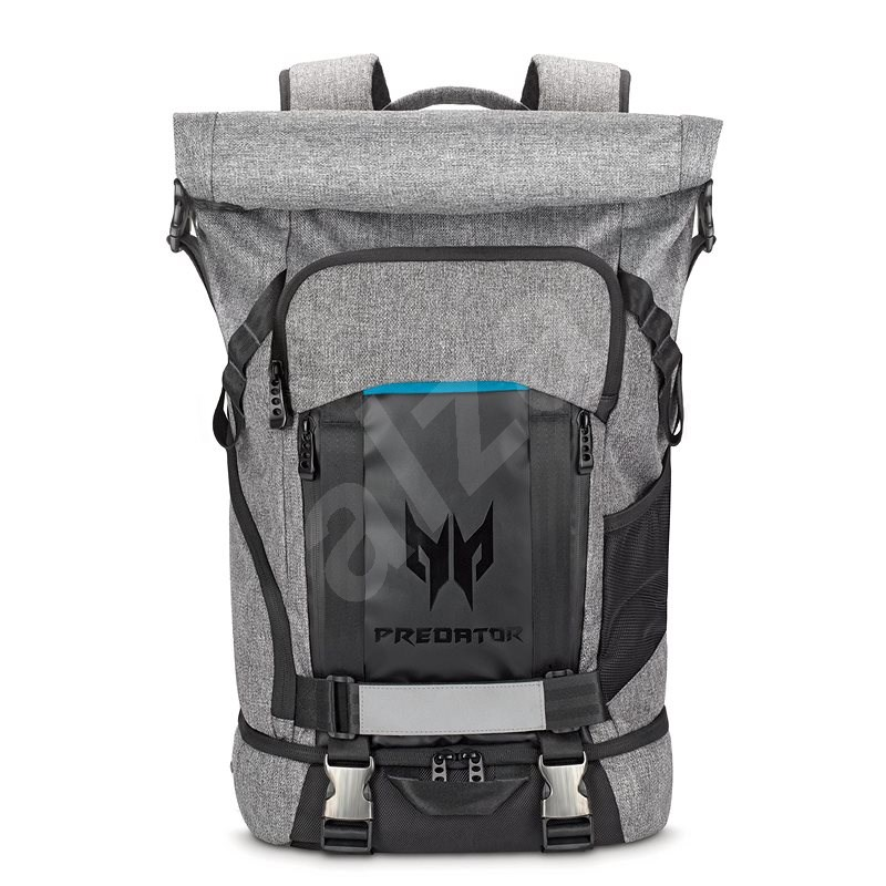 Acer Predator Gaming Roll Top Backpack - Hátizsák