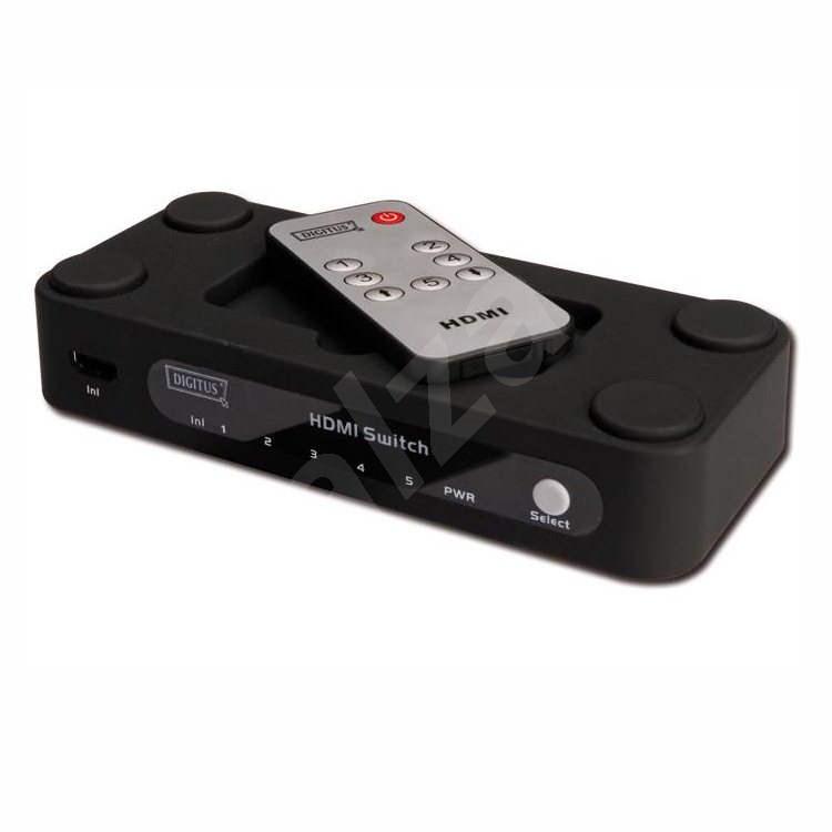Külső HDMI Switch 5000 - Kapcsoló