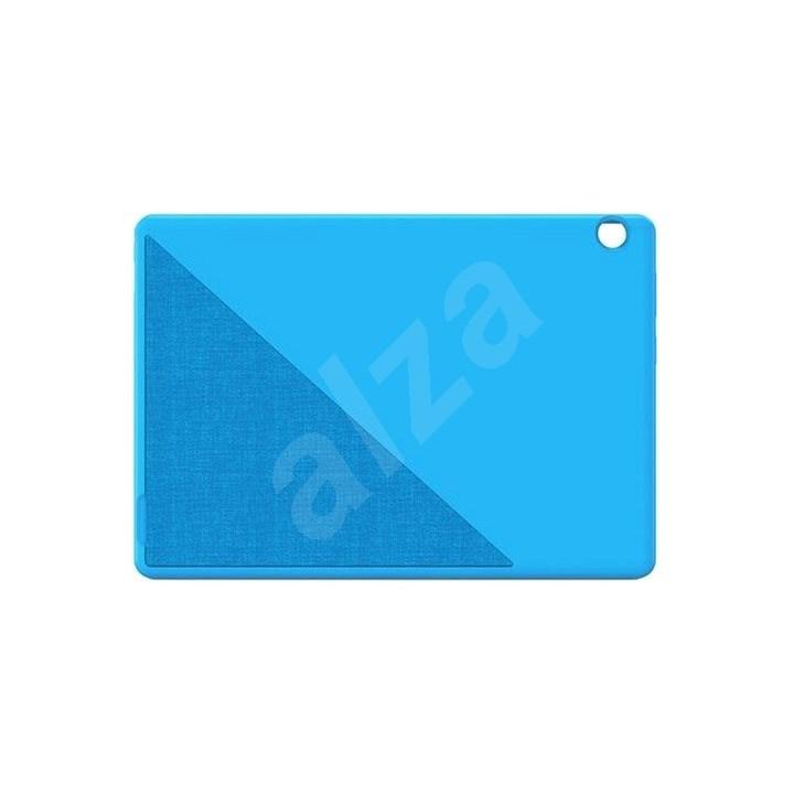 Lenovo Tab M10 HD gumi védőtok + fólia (kék) - Tablet tok