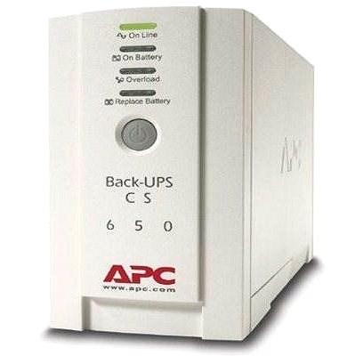 APC Back-UPS CS 650I - Szünetmentes tápegység
