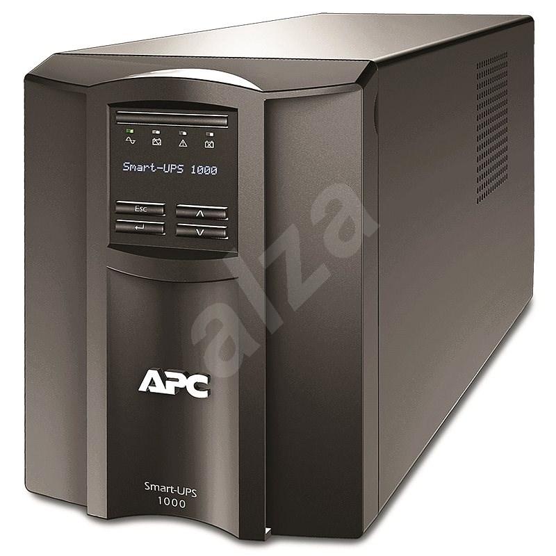 APC Smart-UPS 1000 VA LCD 230 V SmartConnect-tel - Szünetmentes tápegység