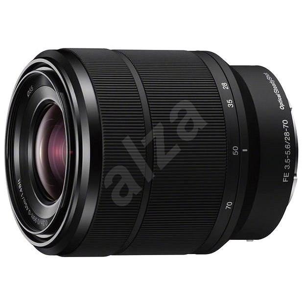Sony 28-70mm F3.5-5.6 - Objektív