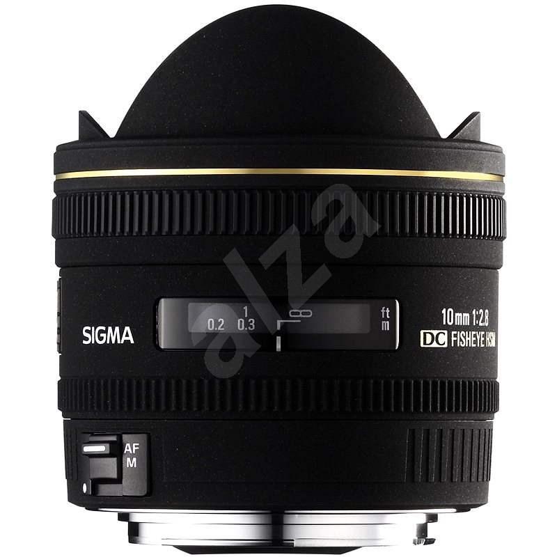 SIGMA 10mm F2.8 EX DC Fisheye HSM Pentax - Objektív