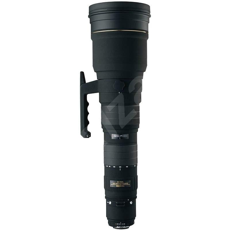 SIGMA 300-800mm f/5.6 Ex DG HSM Nikon - Objektív