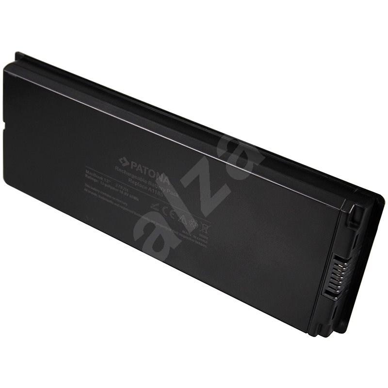 "PATONA APPLE MacBook 13""-hoz 5000mAh 10.8V Black - Laptop-akkumulátor"