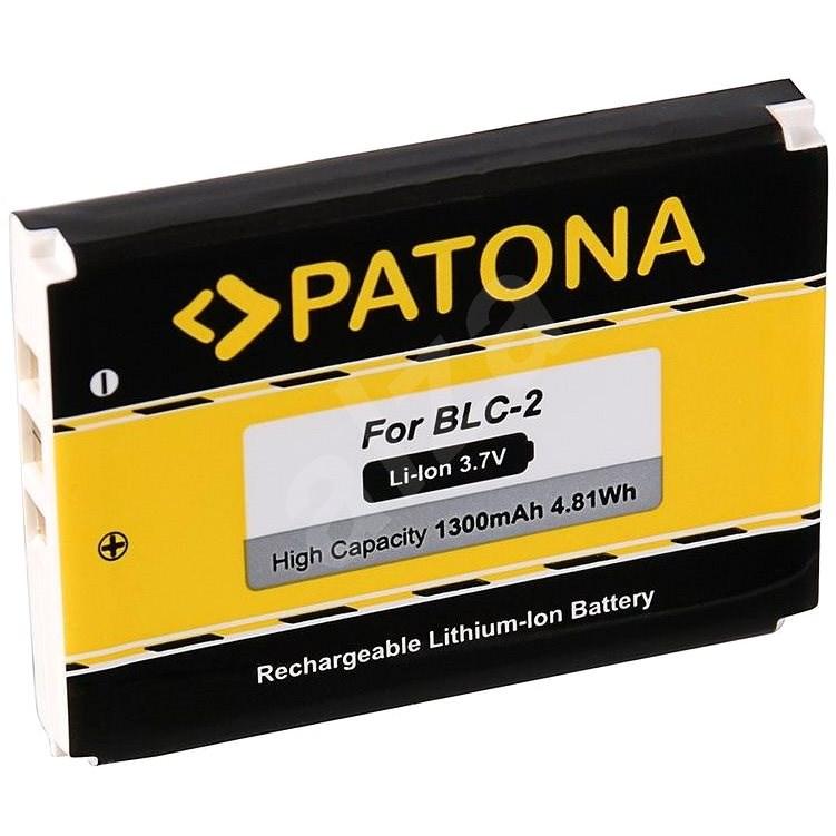 PATONA a Nokia 3310/3410 készülékhez 1300mAh 3,7V Li-lon BLC-2 - Mobiltelefon akkumulátor