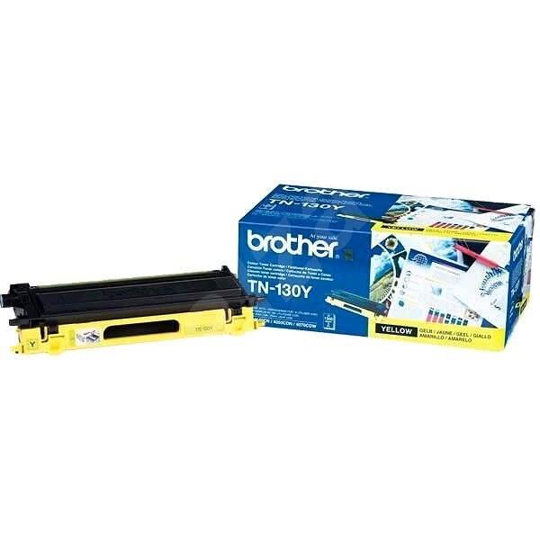 Brother TN-130Y sárga - Toner