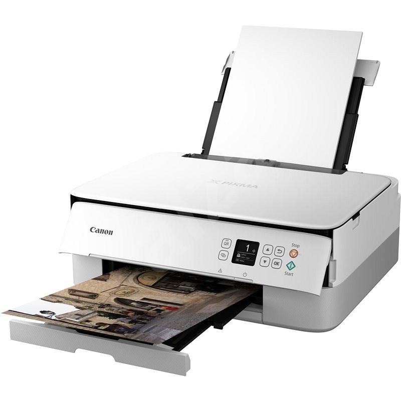 Canon PIXMA TS5350, fekete - Tintasugaras nyomtató