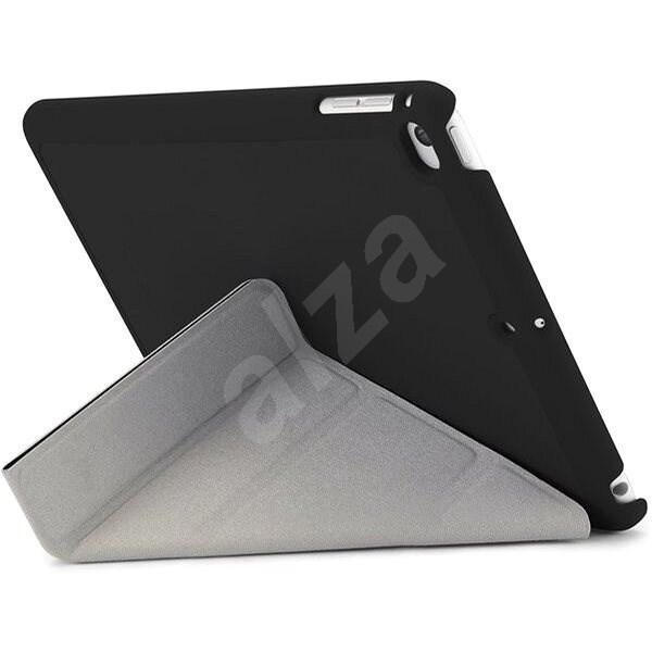 Pipetto Origami tok Apple iPad Mini 5 (2019) készülékhez, fekete - Tablet tok
