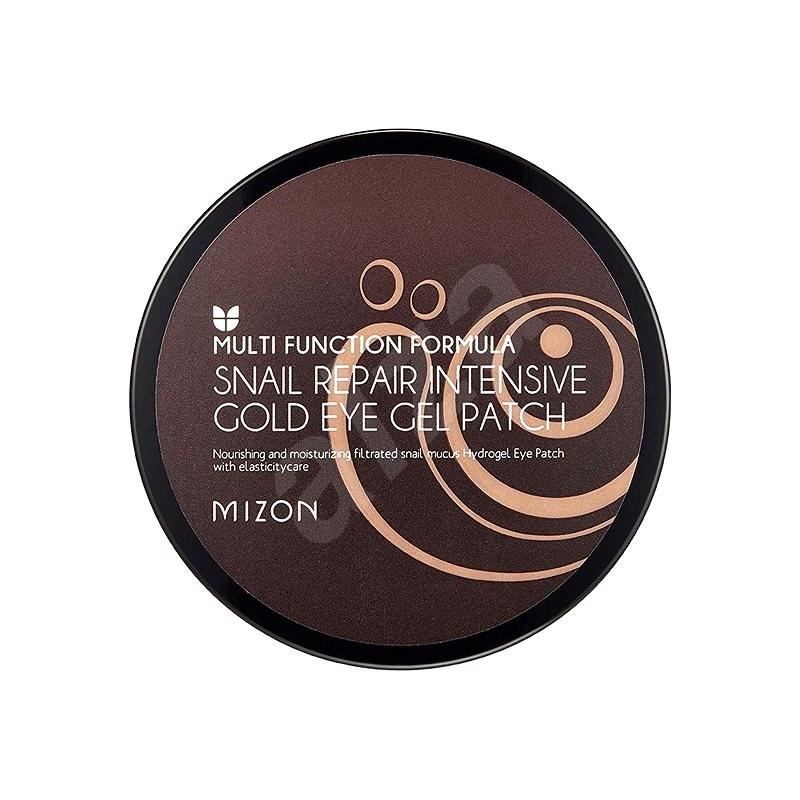 MIZON Snail Repair intenzív arany szemgél tapasz 60 × 1,4 g - Maszk