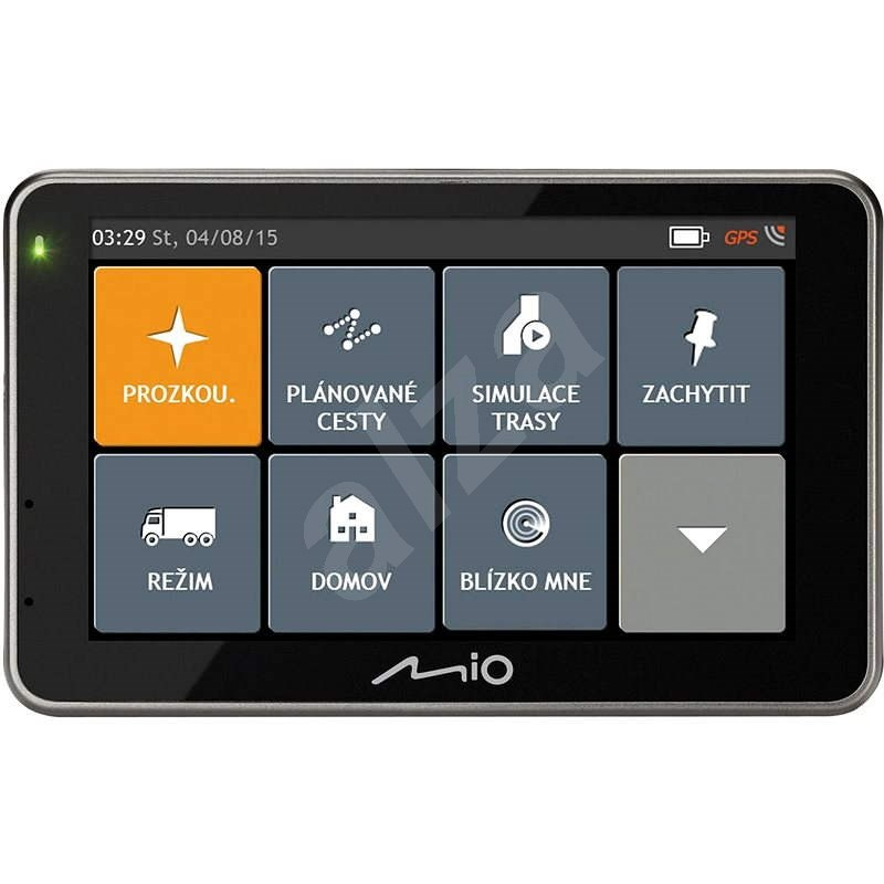 MIO Combo 5207 Truck Lifetime - GPS navigáció