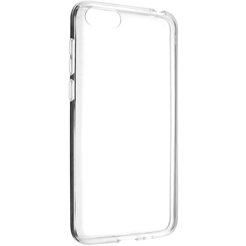 FIXED Skin Honor 7S készülékhez, átlátszó - Mobiltelefon hátlap