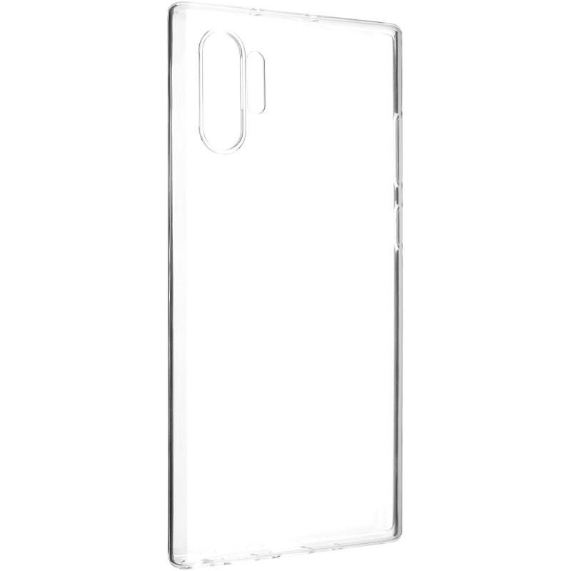 FIXED tok Samsung Galaxy Note10+ mobiltelefonhoz, átlátszó - Mobiltelefon hátlap