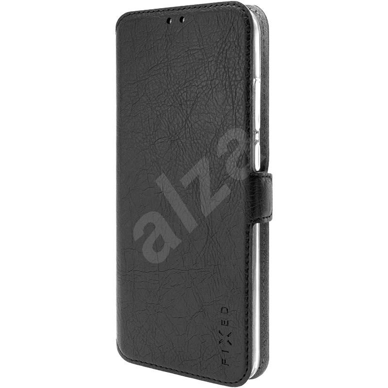 FIXED Topic Nokia 3.4 készülékre fekete - Mobiltelefon tok