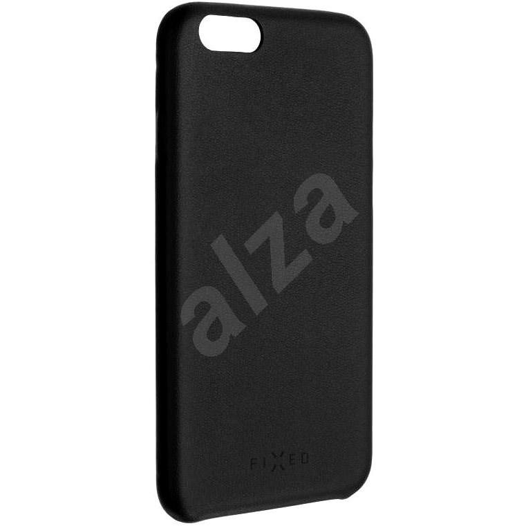 FIXED Tale Huawei Nova 3i készülékhez, fekete - Mobiltelefon hátlap