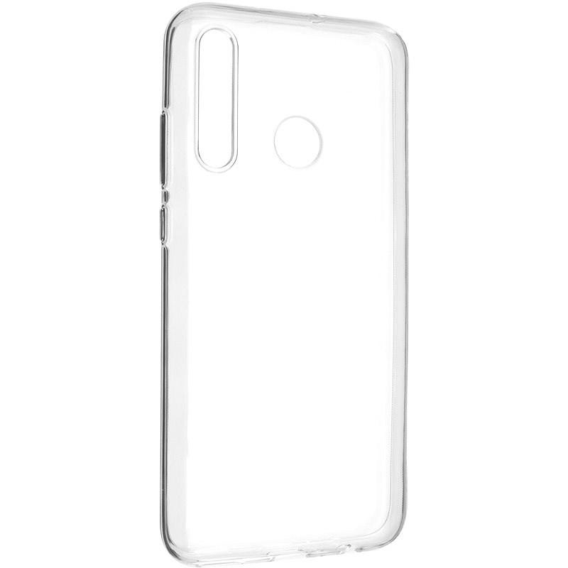 FIXED tok Honor 20 Lite készülékhez, víztiszta - Mobiltelefon hátlap
