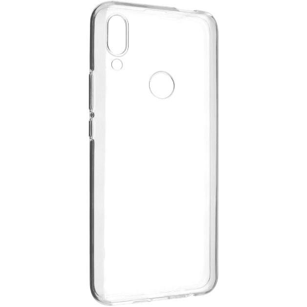 FIXED tok Huawei P Smart Z készülékhez, víztiszta - Mobiltelefon hátlap