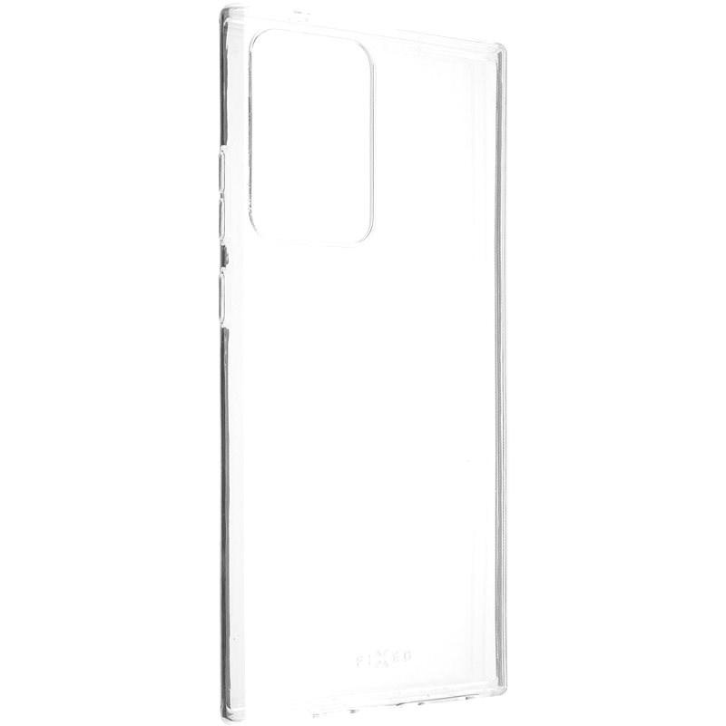 FIXED a Samsung Galaxy Note 20 Ultra 5G készülékhez, áttetsző - Mobiltelefon hátlap
