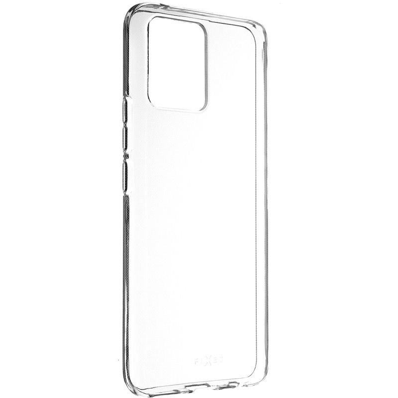 FIXED Realme 8/Realme 8 Pro készülékre áttetsző - Telefon hátlap