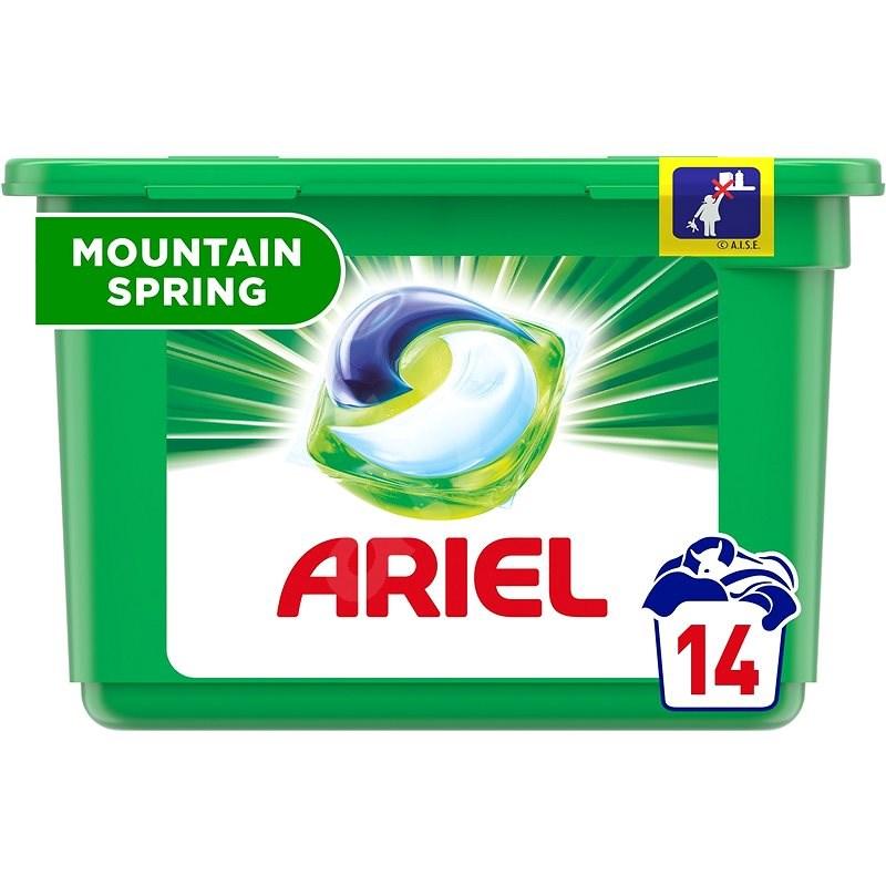 ARIEL PODS Spring Mosókapszula, 14 Mosáshoz - Mosókapszula