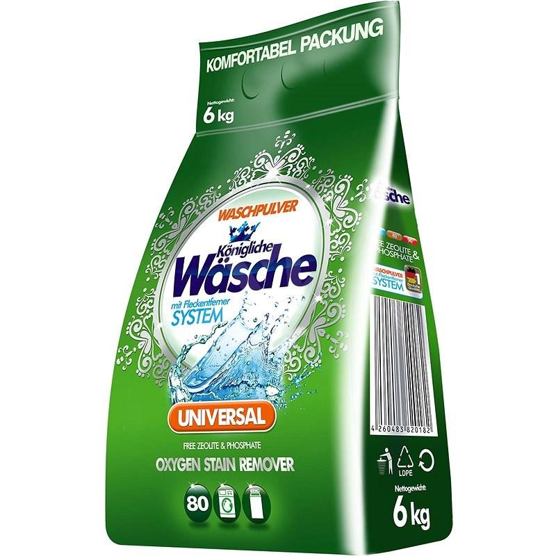 KÖNIGLICHE WÄSCHE Universal 6 kg (80 mosás) - Mosószer