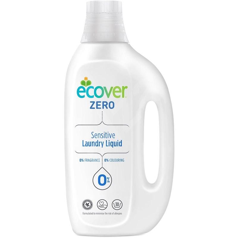 ECOVER ZERO Sensitive 1,5 l (30 mosás) - Öko-mosógél
