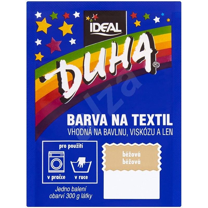 DUHA Textilfesték - világos bézs 15 g - Textilfesték