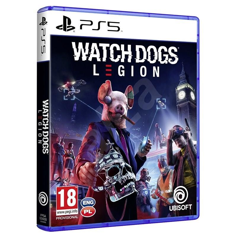 Watch Dogs Legion - PS5 - Konzol játék