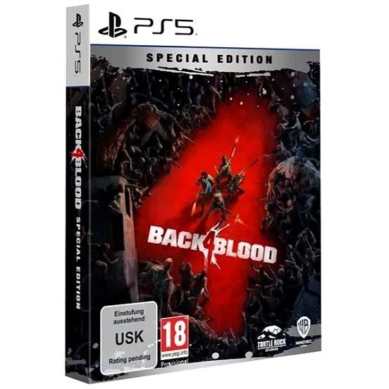 Back 4 Blood: Special Edition - PS5 - Konzol játék