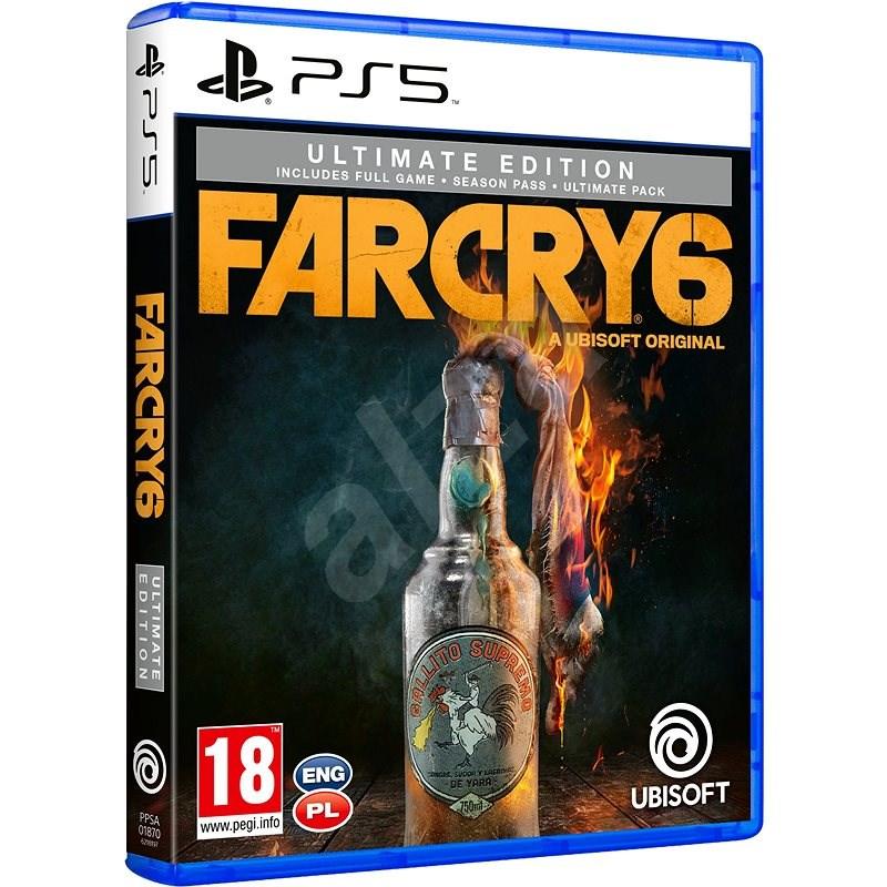 Far Cry 6: Ultimate Edition - PS5 - Konzol játék