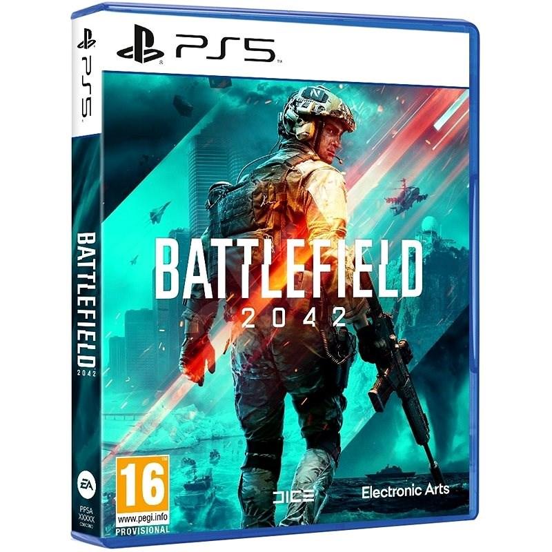 Battlefield 2042 - PS5 - Konzol játék