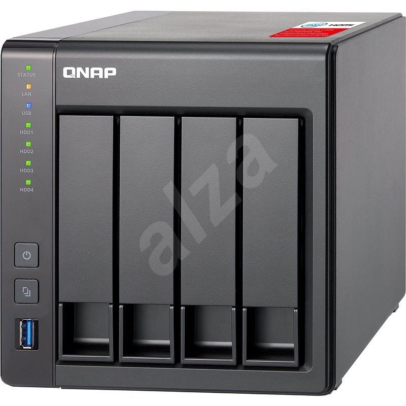 QNAP TS-451+-2G - Adattároló