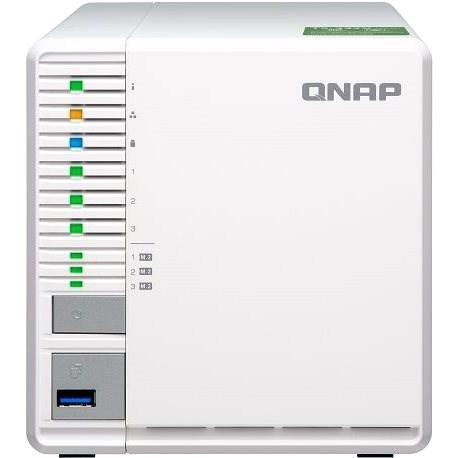 QNAP TS-332X-4G - Adattároló