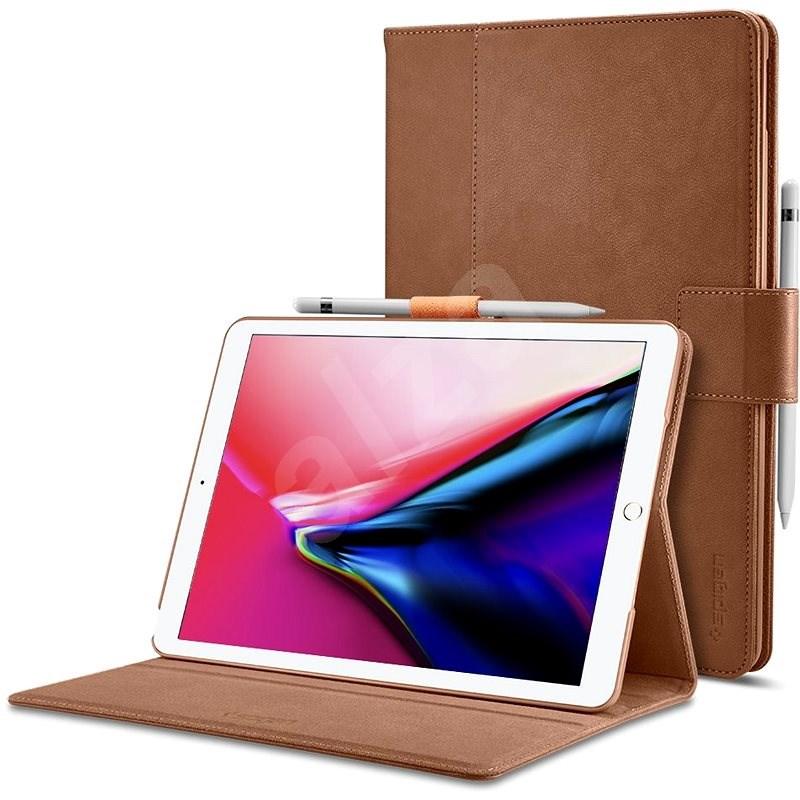 "Spigen Stand Folio iPad Air 10.5""/iPad Pro 10.5"", barna - Tablet tok"