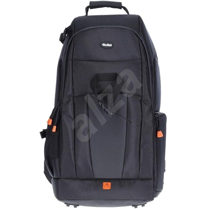 Rollei Fotoliner Backpack L fekete - Fotós hátizsák