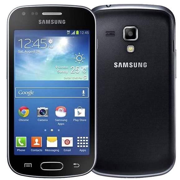 Samsung Galaxy Trend Plus (S7580) Black  - Mobile Phone