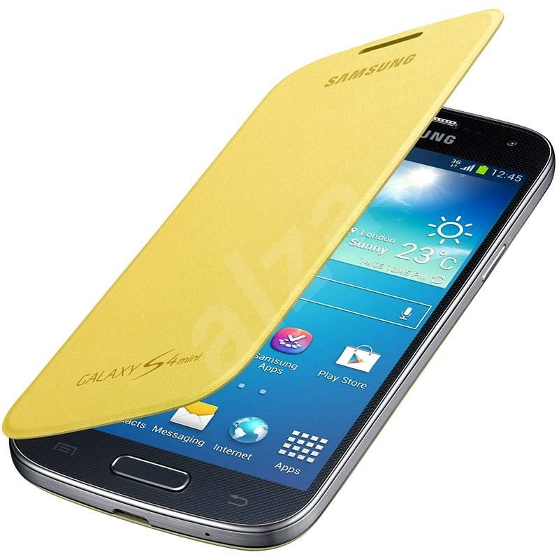 Samsung EF-FI919BY (yellow)  - Mobile Phone Case