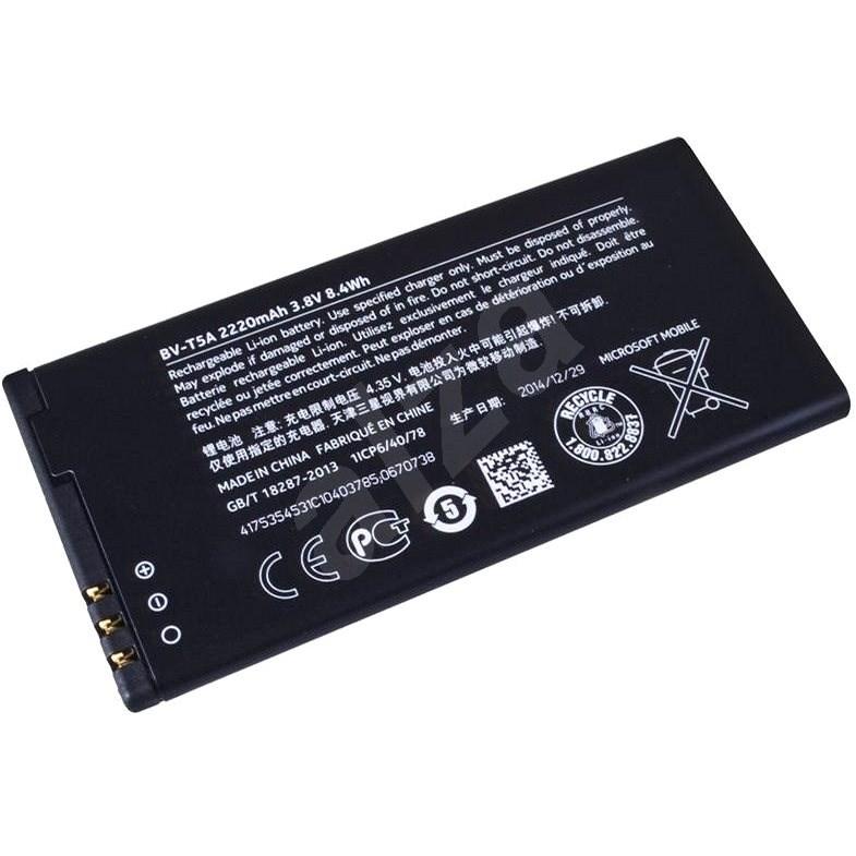 Nokia BV-T5A 2220mAh Li-Ion (Bulk) OEM - Mobiltelefon akkumulátor