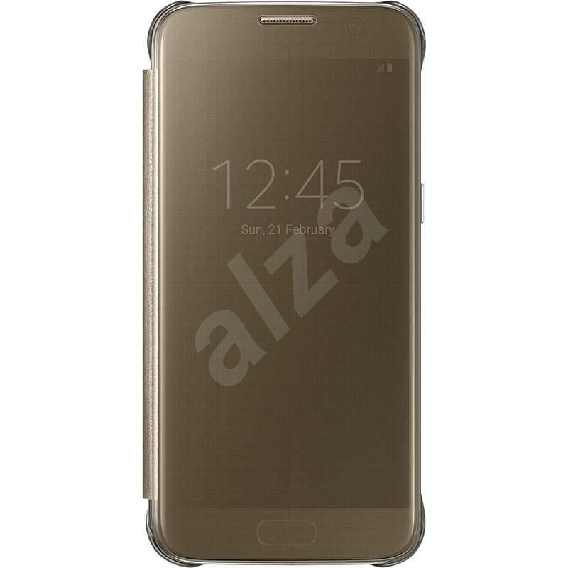 Samsung EF-ZG930C arany - Mobiltelefon tok