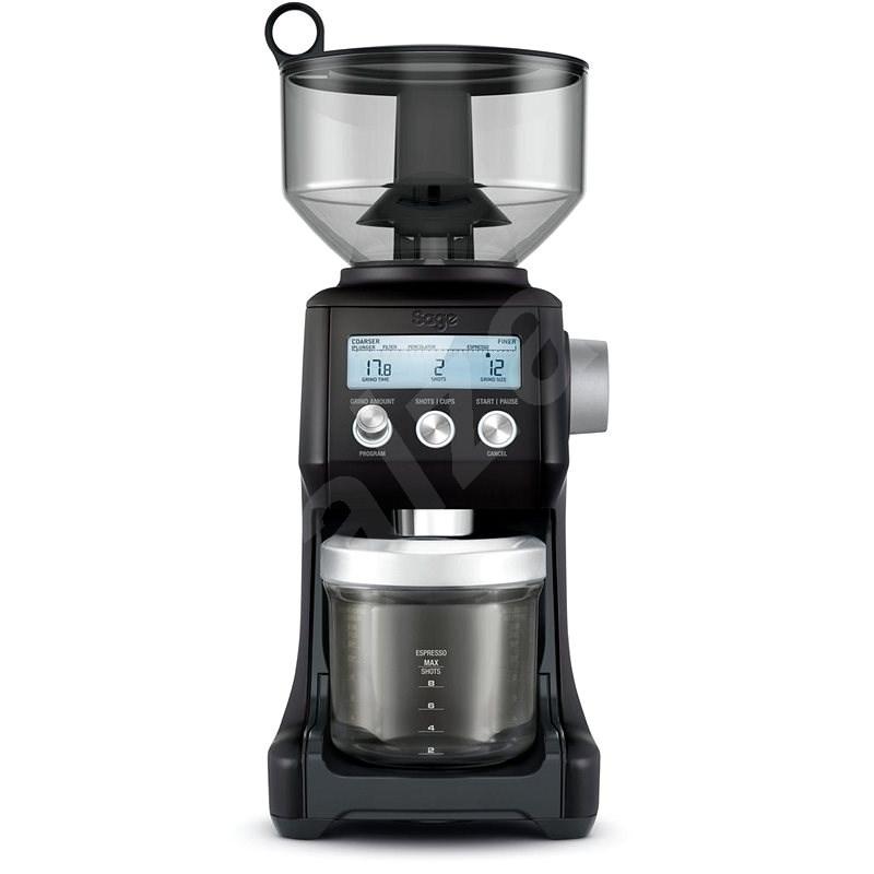 Sage BCG820BTR Black Truffle - Kávédaráló