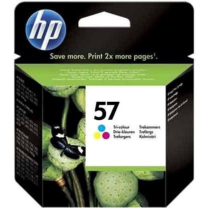 HP C6657AE sz. 57 - Tintapatron