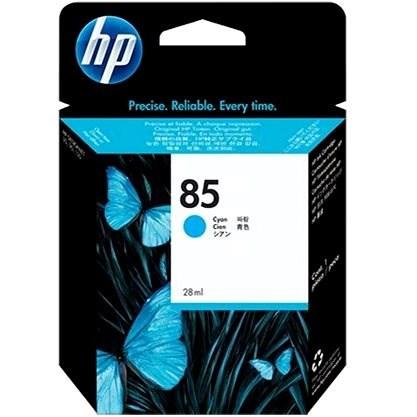 HP C9425A sz. 85 cián - Tintapatron