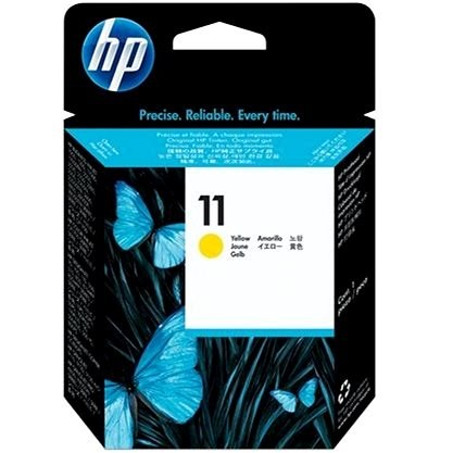 HP C4813A sz. 11 sárga - Nyomtatófej