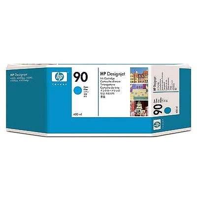 HP C5061A sz. 90 cián - Tintapatron