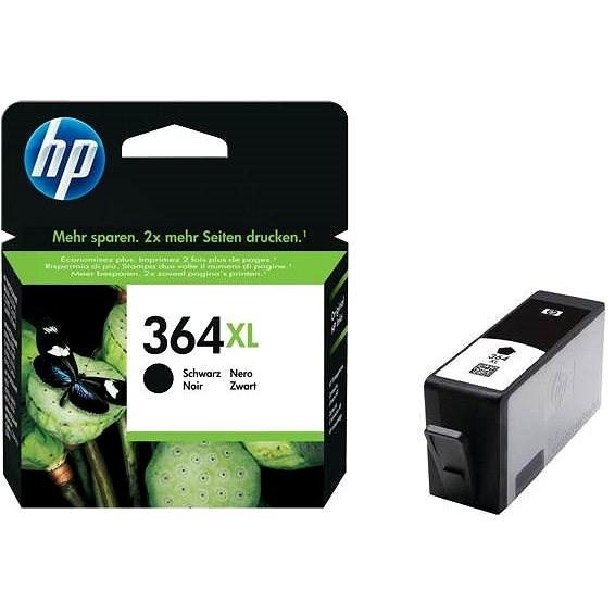 HP CN684EE sz. 3664XL fekete - Tintapatron
