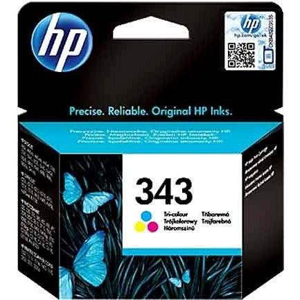 HP C8766EE sz. 343 háromszínű - Tintapatron