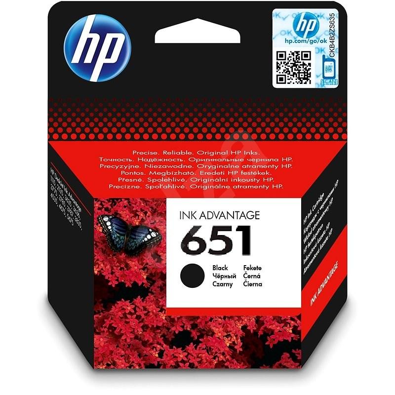 HP C2P10AE 651 - Tintapatron