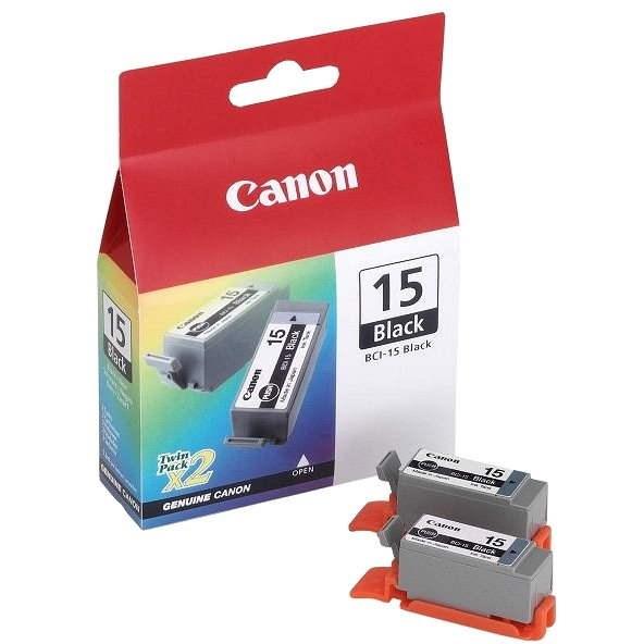 Canon BCI15B fekete - Tintapatron