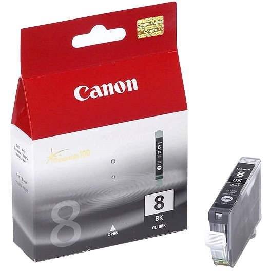 Canon CLI-8BK fekete - Tintapatron